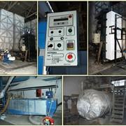 Оборудование промышленное для производства пенопласта фото