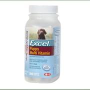 Мультивитамины для щенков Excel Puppy Multi Vitamin фото
