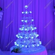 Пирамида шампанского фото