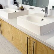 Кухонные столешницы из камня фото