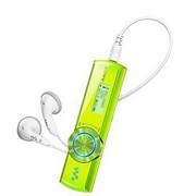 Электронная книга Sony MP3 Player NWZ-B173F 4GB Green фото