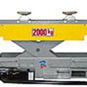J20NX Траверса г/п 2000 кг. с ручным приводом фото