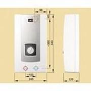 Проточный водонагреватель 10-16 кВт Kospel PPH2 12 фото