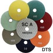 Гибкие диски SC A , на сухо, по камню фото