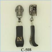 Бегунок для спиральной молнии №5, Код: С-508 фото