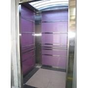 Лифты электрические (с тяговым приводом) фото