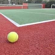 Ремонт теннисных кортов фото