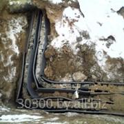 Замена и ремонт тепловых сетей фото