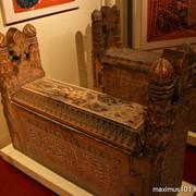 Надгробье деревянное фото