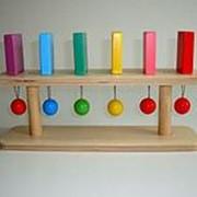 РеаМед Тактильно-развивающая панель «Разноцветное домино» (6 домино) арт. RM14048 фото