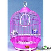 Клетка ЗК для птиц 303 цветная фото