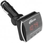Бюджетный FM-трансмиттер с цифровым дисплеем фото