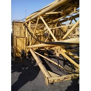 Башенный кран КБМ-401П фото
