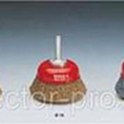 Щетки из гофрированной стальной проволоки для использования на фото