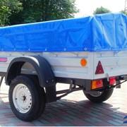 Автоприцепы грузовые КрКЗ-100, КрКЗ-150, КрКЗ-200, КрКЗ-210, КрКЗ-230, КрКЗ-61-3619. Прицепы тракторные фото