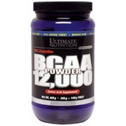 BCAA Ultimate Nutrition 12 000 400 Г. фото