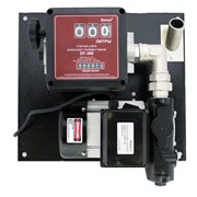 Мобильная АЗС для дизтоплива Benza 24 (220 Вольт) фото