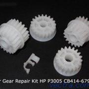 Комплект шестеренок печки CB414-67923 (RU5-0956/ RU5-0957/ RU5-0958/ RU5-0959 & RC2-0657 GearKit 17,17T,19,20T) HP LaserJet P3005/ M3027/ M3035 фото