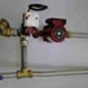 Изготовление узлов трубопроводов, в том числе сварных фасонных частей трубопроводов фото