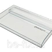 Панель среднего ящика морозильной камеры SpaceBox холодильника Gorenje 408015. Оригинал фото