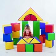 Детские мягкие модули фото