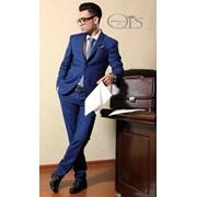 Мужской классический костюм фото