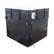 Нагреватели для IBC контейнера/Eврокуба Термокамера до +85ºC фото