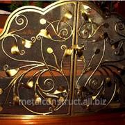 Изделия кованые Золото №30 фото