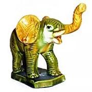 Сувенир Слон 2709 12х8,5 см. фото