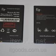 Аккумулятор оригинальный (АКБ, батарея) Fly BL7401 для IQ238 Jazz 3702 фото