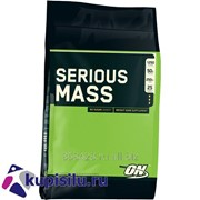 Гейнер Serious Mass 5450 гр. Optimum Nutrition фото