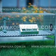 Клетка для кролей фото
