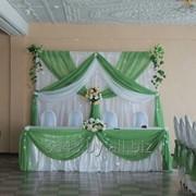 Декорирование зала фото