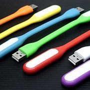 Стильный светодиодный фонарь-подсветка (гибкий) с питанием от USB фото