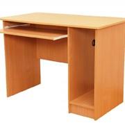 Стол учителя для кабинета информатики ШР-33 (1050х600х760 мм) мебель для школ, ВУЗов и др. учебных заведений, артикул 80355 фото