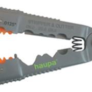 Инструмент для снятия изоляции на световодах Haupa фото