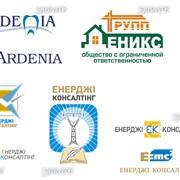 Разработка логотипа, фирменный стиль фото