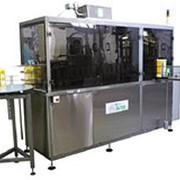 Автомат розлива и упаковки жидких продуктов Альтер-04А фото