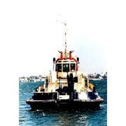 Многоцелевой буксир - лоцманское судно с упором 6 т фото