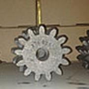 Шестерня привода бетомешалки 160/180 литров ATIKA 374525 фото