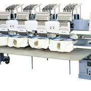 Промышленные вышивальные машины BARUDAN, Япония фото