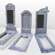 Памятники бетонные фото
