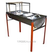 Стол для распечатывания любых типов рамок. фото