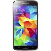 Телефон Мобильный Samsung G900FD Galaxy S5 Duos (Gold) фото