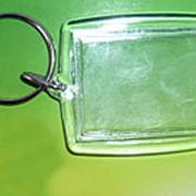 Брелок для фото KL-503 4x4,5см фото