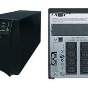 ИБП Smart-UPS 1000VA/800W, 230V, Extended Runtime, Line-Interactive, user repl. batt., SmartSlot, USB, PowerChute, BLACK (SUA1000XLI) фото