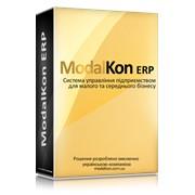 ModalKon ERP Система управління підприємством фото