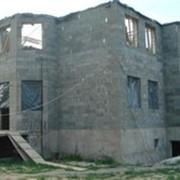 Блоки строительные фото объекта фото