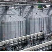 Монтаж технологического оборудования зерноперерабатывающего комплекса фото