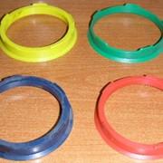 Центрирующие кольца для литых дисков фото